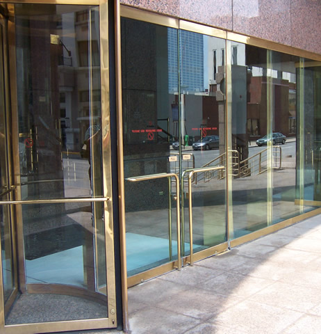 Commercial Door Markets Served