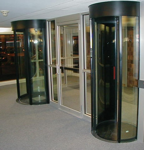 Commercial Door Government Facilities