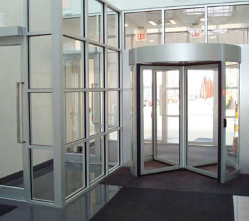 Commercial Security Doors - Man Traps