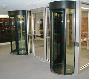 Commercial Security Doors - Full Portal