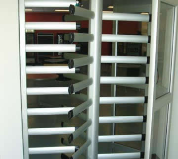 Commercial Security Doors - Turnstiles